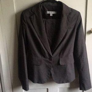 New York and Company pencil skirt and blazer